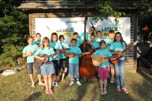 ČUPERAK – najmlađi tamburaši u Srbiji